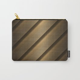Copper Brass Metal Pipe Carry-All Pouch