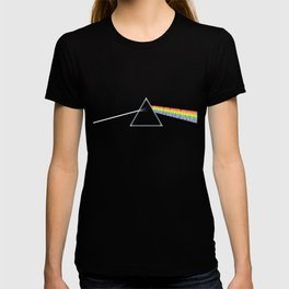 Pink Floyd Sucks - Parody Design of the Dark Side of the Moon Cover T-shirt