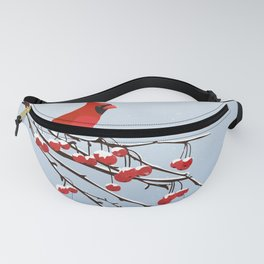 AFE Red Cardinal Fanny Pack