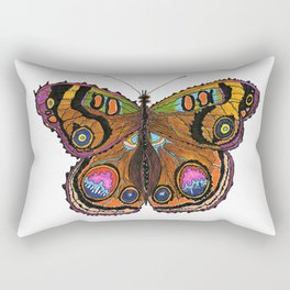 Svadhisthana Butterfly 1 Rectangular Pillow