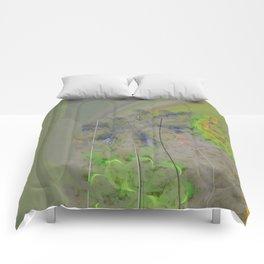 Beblooded Form Flowers  ID:16165-153024-61171 Comforters