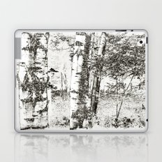 North Woods Sketch Laptop & iPad Skin