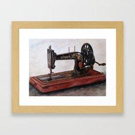 The machine IV Framed Art Print