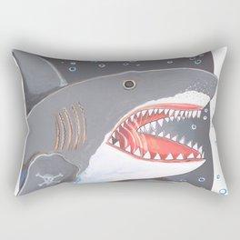 Hark a Shark Rectangular Pillow