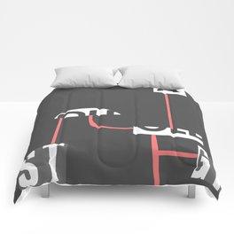 Urban Funk Art Comforters