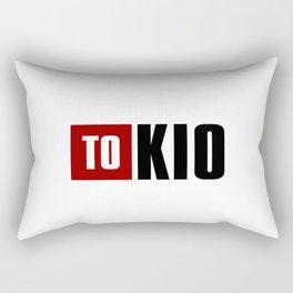 La Casa de Papel - TOKIO Rectangular Pillow