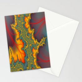 Lightning Strike Stationery Cards