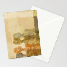 four figures Stationery Cards