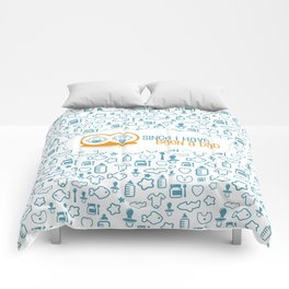 Since I have Been a Dad Comforters