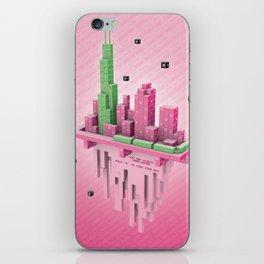 Starseed Chicago iPhone Skin
