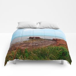 Unique Landmark in PEI Comforters