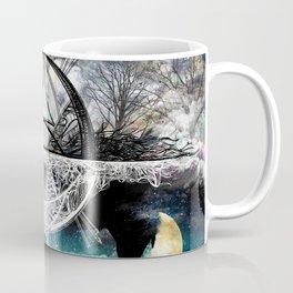 TwoWorldsofDesign Coffee Mug