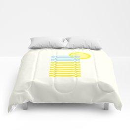 Ocean chilling Comforters