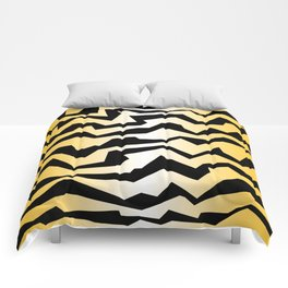 Polynoise tiger Comforters