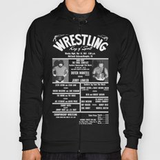 #16-B Memphis Wrestling Window Card Hoody