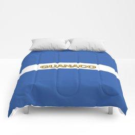 Guanaco - El Salvador Flag Comforters