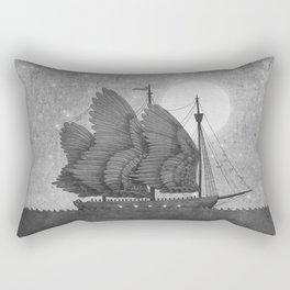Night Odyssey  Rectangular Pillow