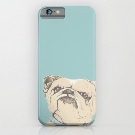 bulldog iPhone & iPod Case