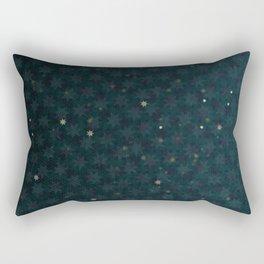 Sinking stars Rectangular Pillow
