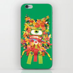 Sweet Monster iPhone & iPod Skin