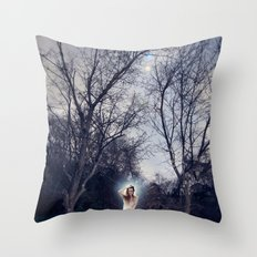 Uncomfortably Numb Throw Pillow
