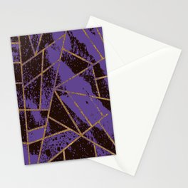 Abstract #989 Stationery Cards
