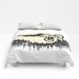 MTB Moon Forest Comforters