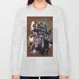 SKULL FUNK RADIO VOL. 1 Long Sleeve T-shirt