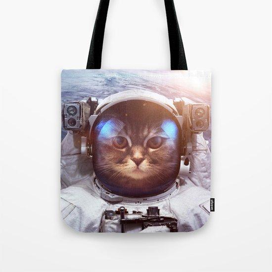 Cat in space by vadimsadovski