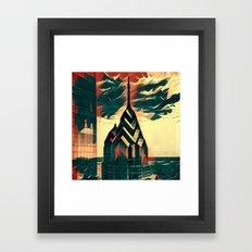 Philadelphia Prisms Framed Art Print