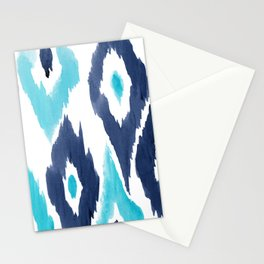Malibu Ikat Stationery Cards