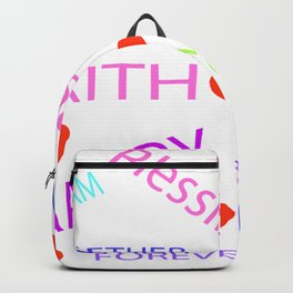 """""""Inspirations"""" Backpack"""