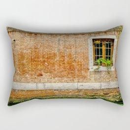 Venezia -Le mur Rectangular Pillow