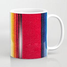 Mexican Serape Coffee Mug
