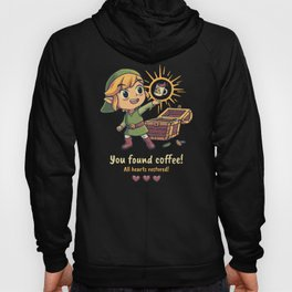 The Legendary Coffee Hoody