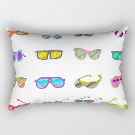 """Too Cool for School"" Rectangular Pillow"