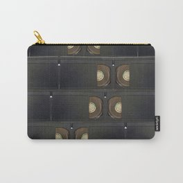 Analog Memory Carry-All Pouch