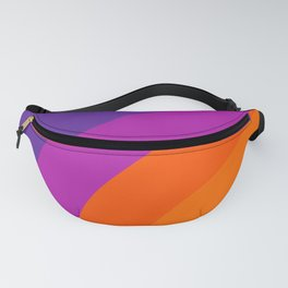 Grape Bow Fanny Pack