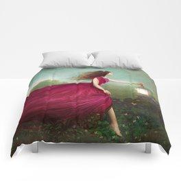 The Rose Garden Comforters