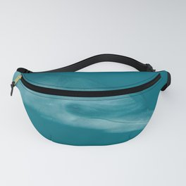 Watercolor Bottlenose Dolphin Fanny Pack