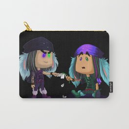 Mad T Party - Dorchadas & Thackery Carry-All Pouch