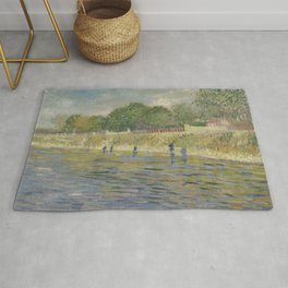 Bank of the Seine Rug