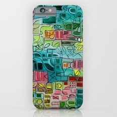 Abstract 87 iPhone 6s Slim Case