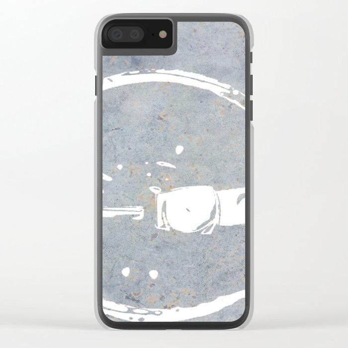engine III Clear iPhone Case