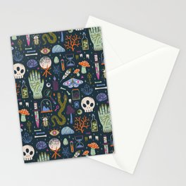 Curiosities Stationery Cards
