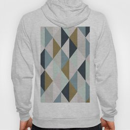 Triangle Pattern IV Hoody