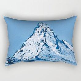 Matterhorn. Zermatt Rectangular Pillow