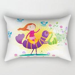 Lorem Ipsum 01 Rectangular Pillow