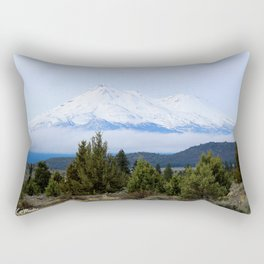Misty Mountains Rectangular Pillow