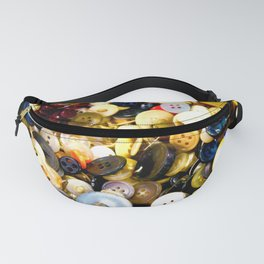Pushing Buttons Fanny Pack